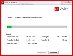 Avira PC- Cleaner